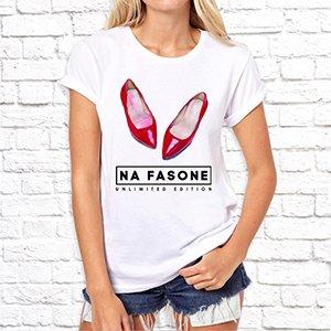 "Футболка ""Na Fasone"""