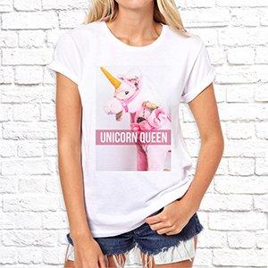 """Футболка """"Unicorn queen"""""""