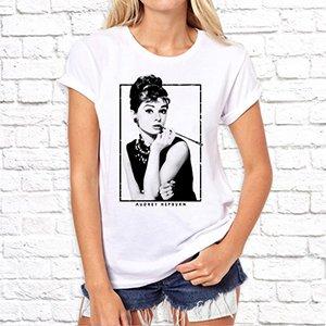 """Фото футболки """"Одри"""""""