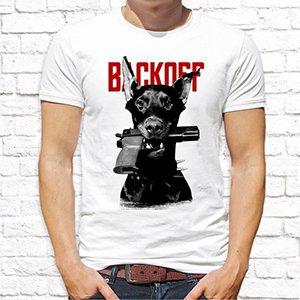 """Фото футболки """"BackOFF"""""""