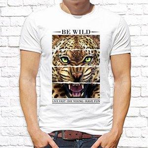 """Футболка """"Be wild"""""""