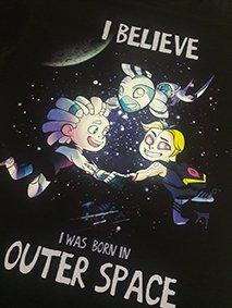 Фото печати на футболке